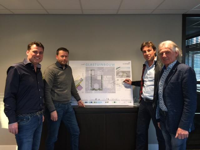 Nieuw glastuinbouwbedrijf in Glasparel Zuidplaspolder