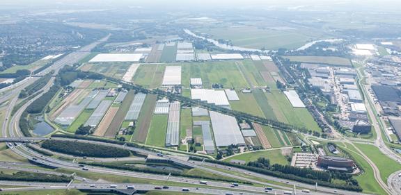 Onderzoek Agrologistieke bedrijventerreinen gepresenteerd