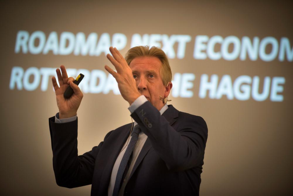 Start Equestrum, Internationaal Hippisch Kennis- en innovatiecentrum Metropool Rotterdam-Den Haag