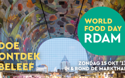 World Food Day in Rotterdam op 15 oktober