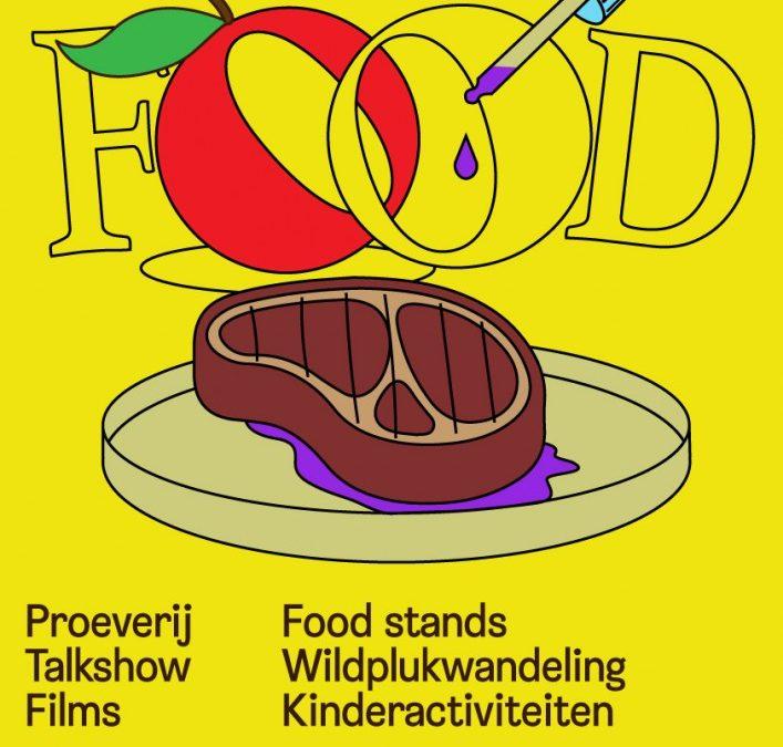 Programma 'It's all about food' in Nutshuis, Den Haag