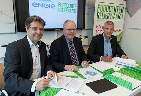 Nieuw Reijerwaard en Engie tekenen voor duurzame toekomst
