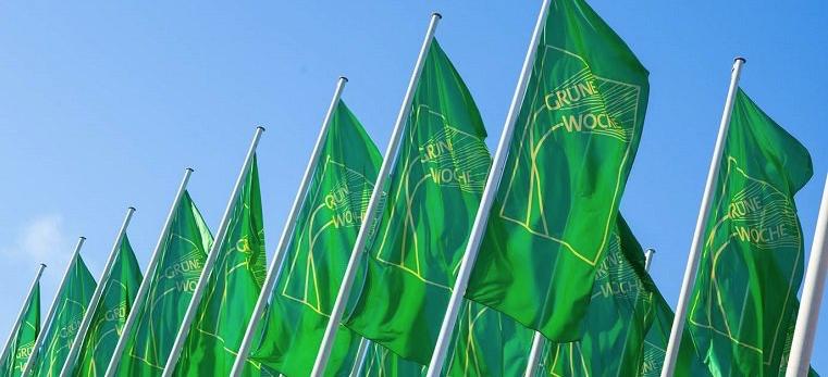 Verslag van de Grüne Woche door Etwin Grootscholten