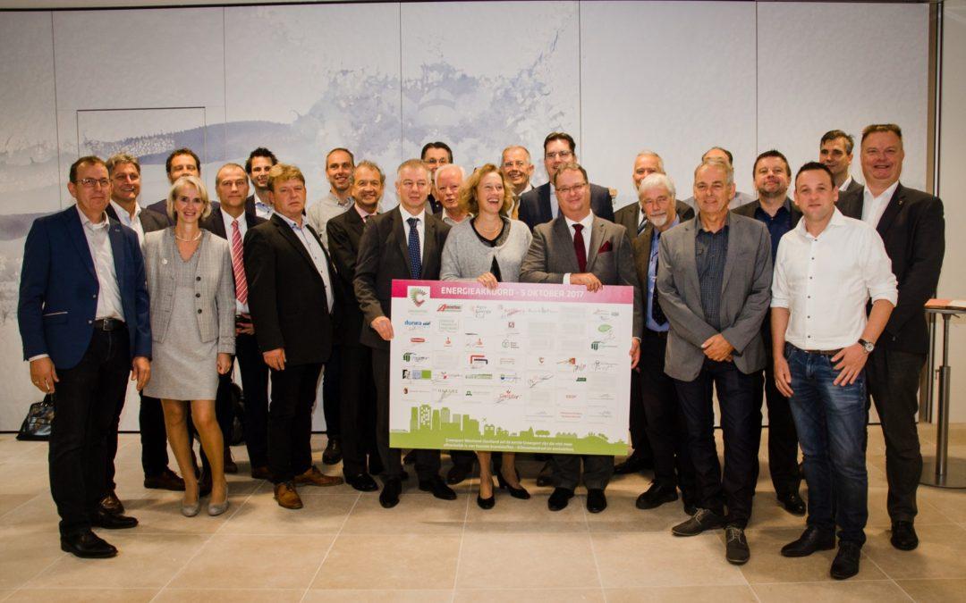 EnergieAkkoord Greenport ondertekend