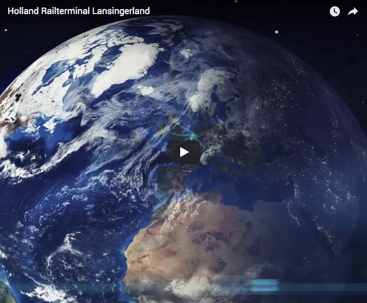 Wat is Holland Railterminal Lansingerland?