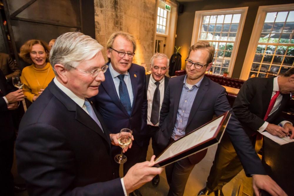 Jan Kees de Jager nieuwe voorzitter Economic Board Zuid-Holland