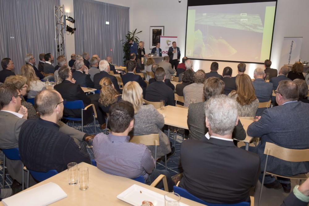 Samenwerking overheid en ondernemers nodig voor verdere versnelling energietransitie