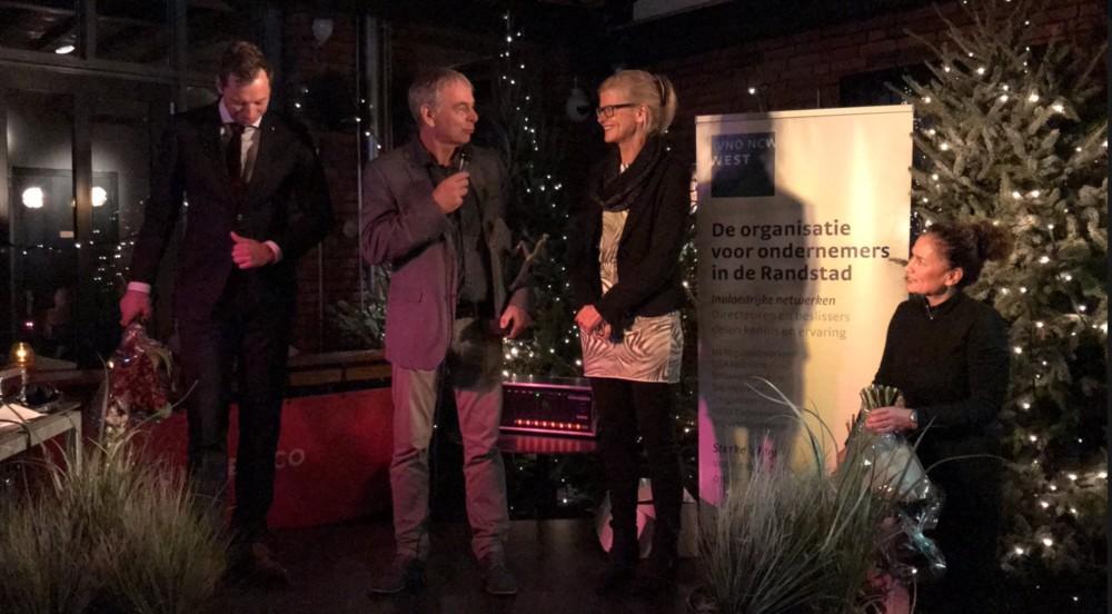 Ted Duijvestijn wint Kees van der Helm Award
