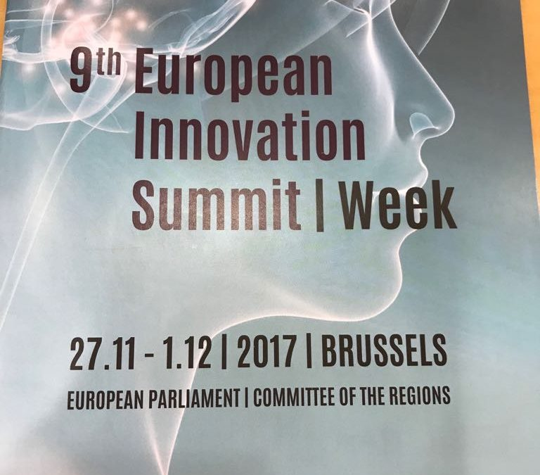 Negende 'European Innovation Summit'