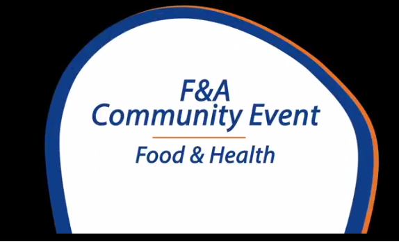 F&A Community over Food & Health