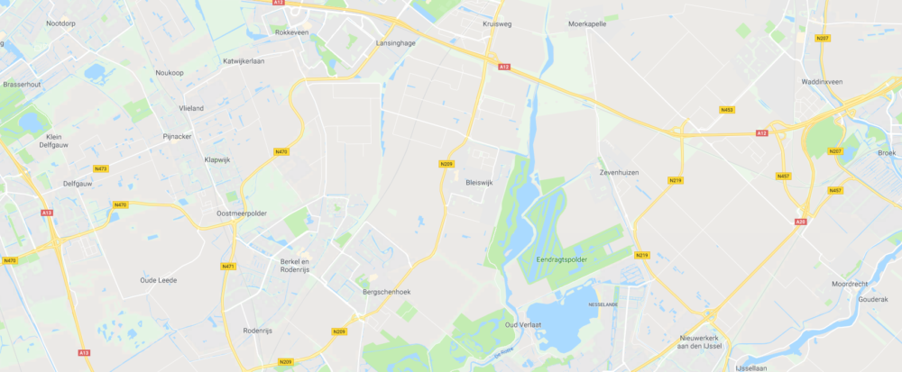 Meet-up 'Verkenning Glastuinbouw Oostland' op 13 mei