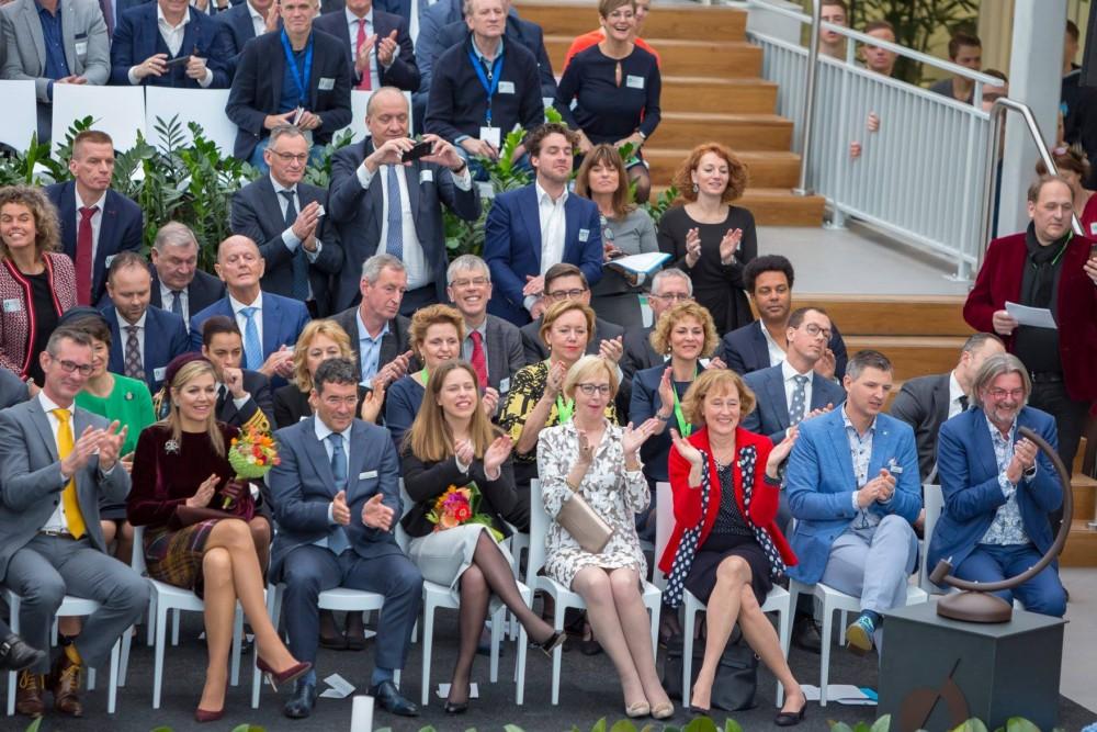 Toespraak minister Schouten tijdens opening van World Horti Centre