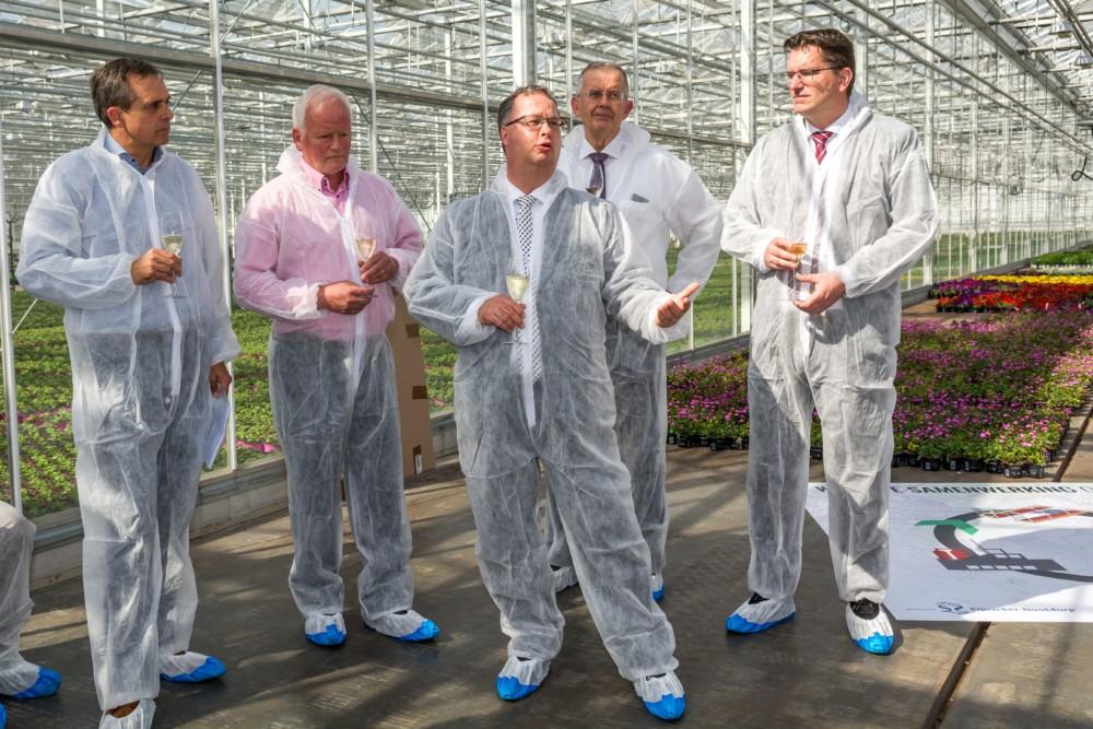 WarmteSamenwerking Oostland (WSO) gestart