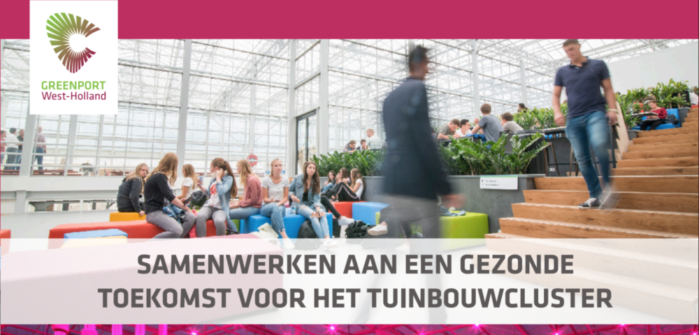 Greenport benoemd tot Digital Innovation Hub