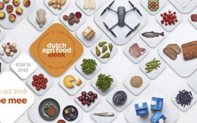 Greenport werkt aan nationaal programma Dutch Agri Food Week