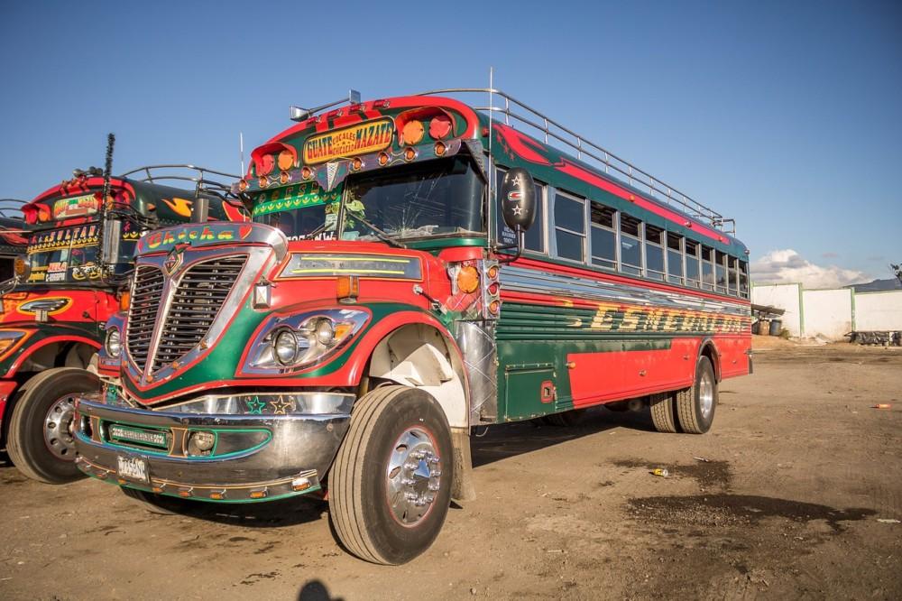 Handelsreis naar Mexico en Guatemala