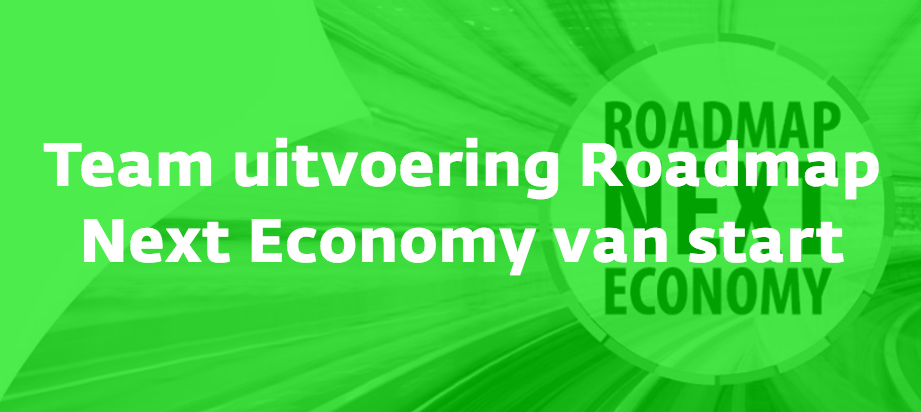 Team Roadmap Next Economy bekend
