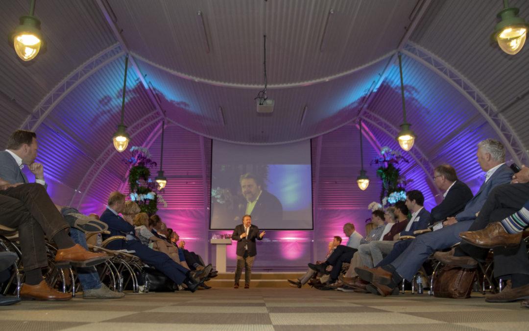 Energiecommissaris Ruud Koornstra: 'Tuinbouw kan Wereldkampioen Energietransitie worden'