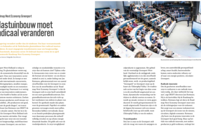 Artikel in KAS Magazine over Roadmap Next Economy Greenport