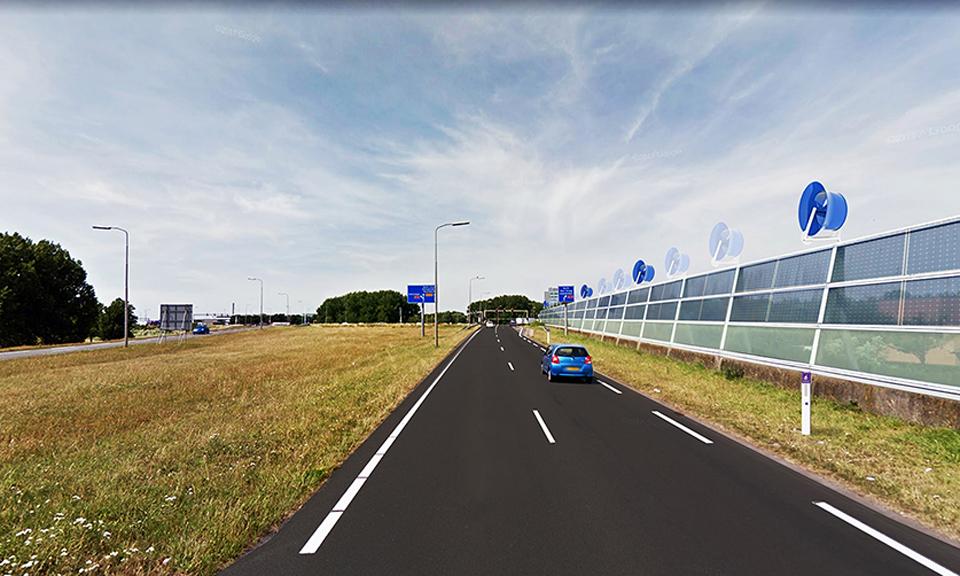 N470: de duurzaamste weg van Nederland