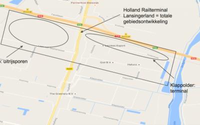 Bijeenkomst 'Oostland, logistieke regio van de toekomst!'