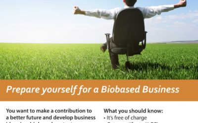 MOOC Biobased Business Development van start gegaan