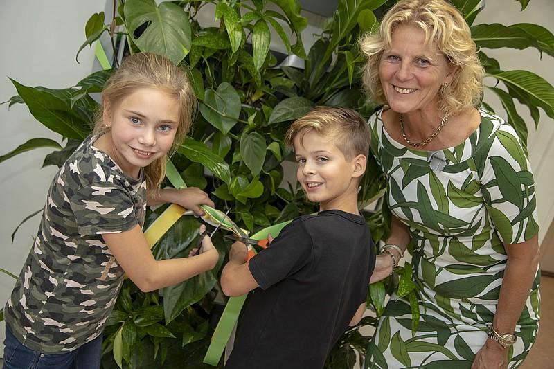 Project 'Plant in de klas' officieel van start
