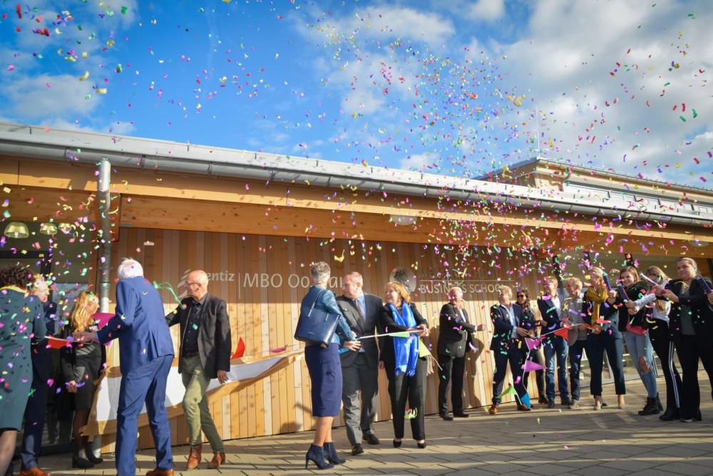 Lentiz | MBO Oostland in Bleiswijk is geopend