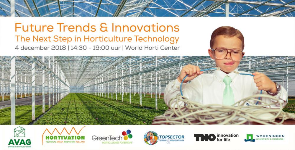 Jan van den Ende keynote bij Future Trends & Innovations Event