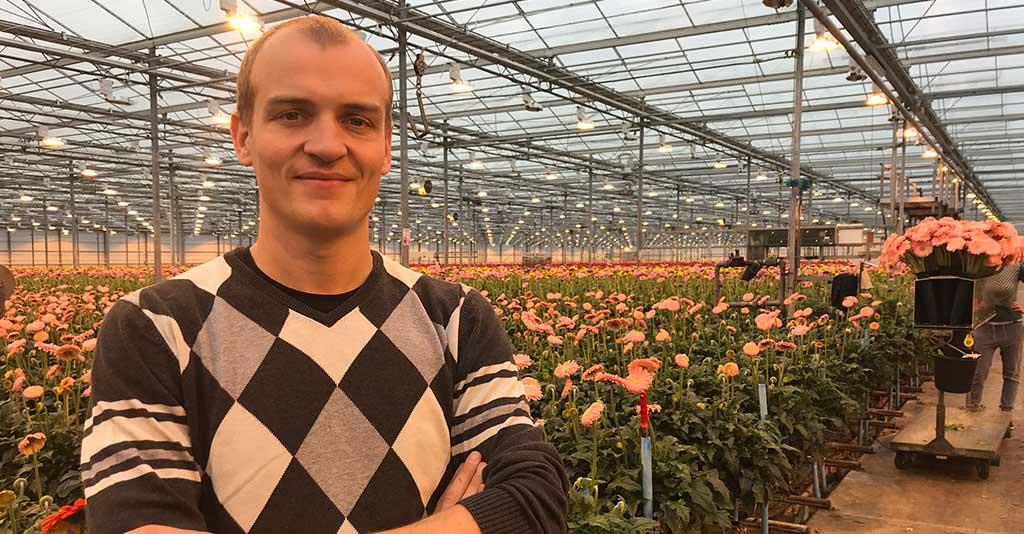 'Mijn hbo-opleiding doe ik in ons eigen tuinbouwbedrijf'