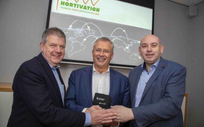 Samenwerking Hortivation en TNO om wereldwijde voorsprong Nederlandse tuinbouw te behouden