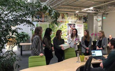 Studenten Inholland bedenken biobased-communicatiestrategie