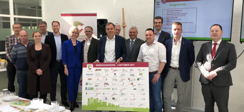 Nieuwe partners voor EnergieAkkoord Greenport