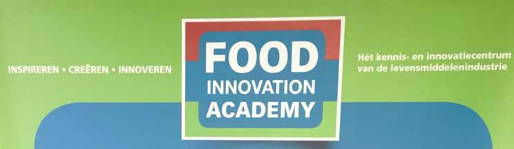 Drukke startbijeenkomst  Food Innovation Academy
