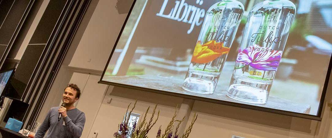 Ondernemersplatform bezoekt Dutch Tulip Vodka