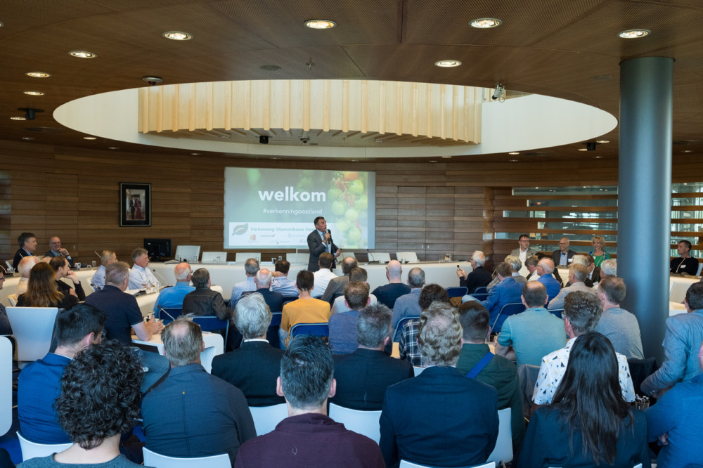 Geslaagde meet-up toekomst glastuinbouw Oostland