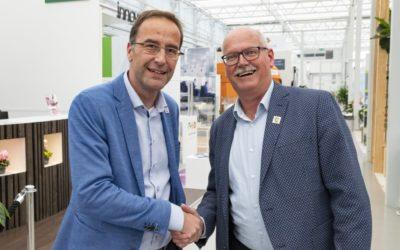 Greenport West-Holland en Ontwikkelingsbedrijf HOT starten samenwerking