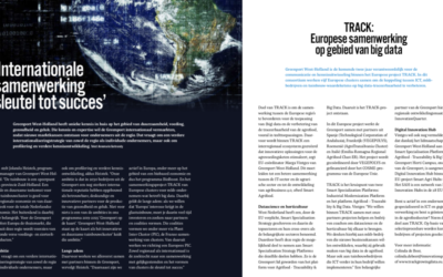 KAS Magazine besteedt aandacht aan internationale activiteiten Greenport