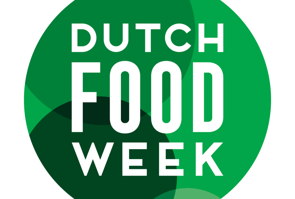 Programma Dutch Food Week aangepast