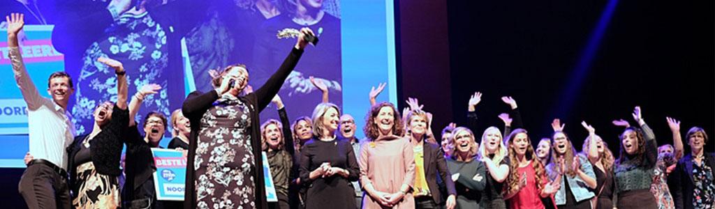 Ted Duijvestijn beste praktijkopleider provincie Zuid-Holland