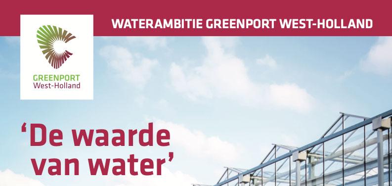 Dijkgraaf Piet-Hein Daverveldt: 'Water is leven'