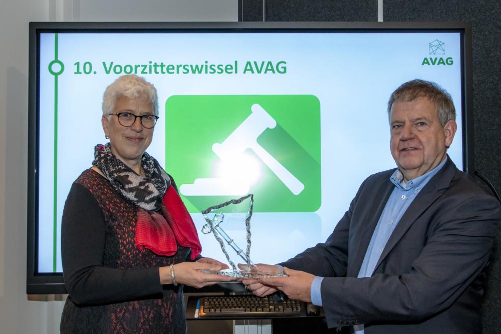 Annie van de Riet nieuwe voorzitter AVAG Greenhouse Technology Center