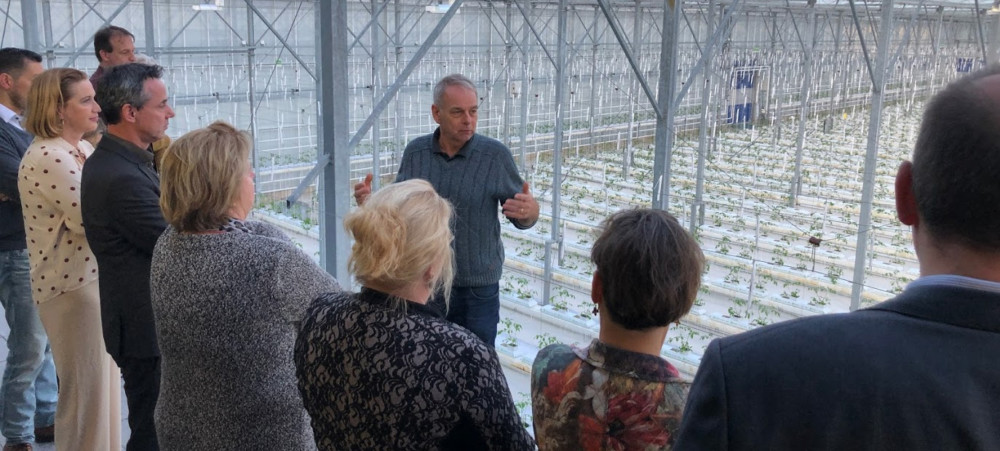 'Vertical farming vraagt een andere manier van samenwerken'