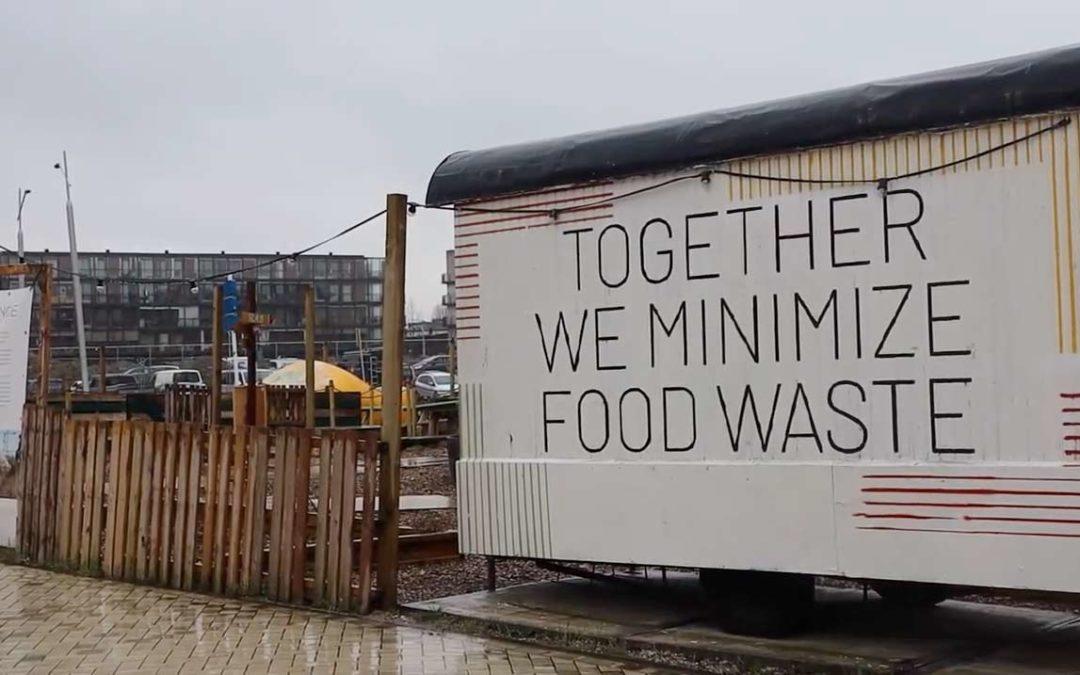 I Change The Value Of Food wil voedselverspilling tegengaan