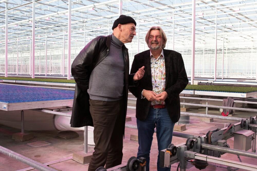 Rem Koolhaas pleit voor verbinden tuinbouwsector met consument