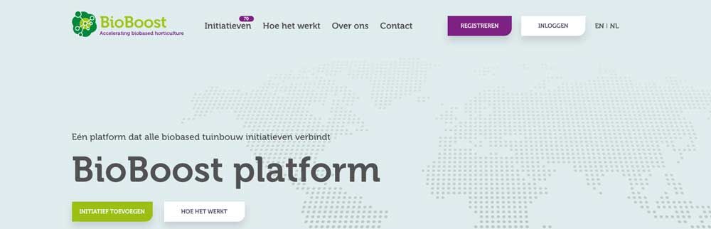 Mijlpaal voor bioboost-platform.com