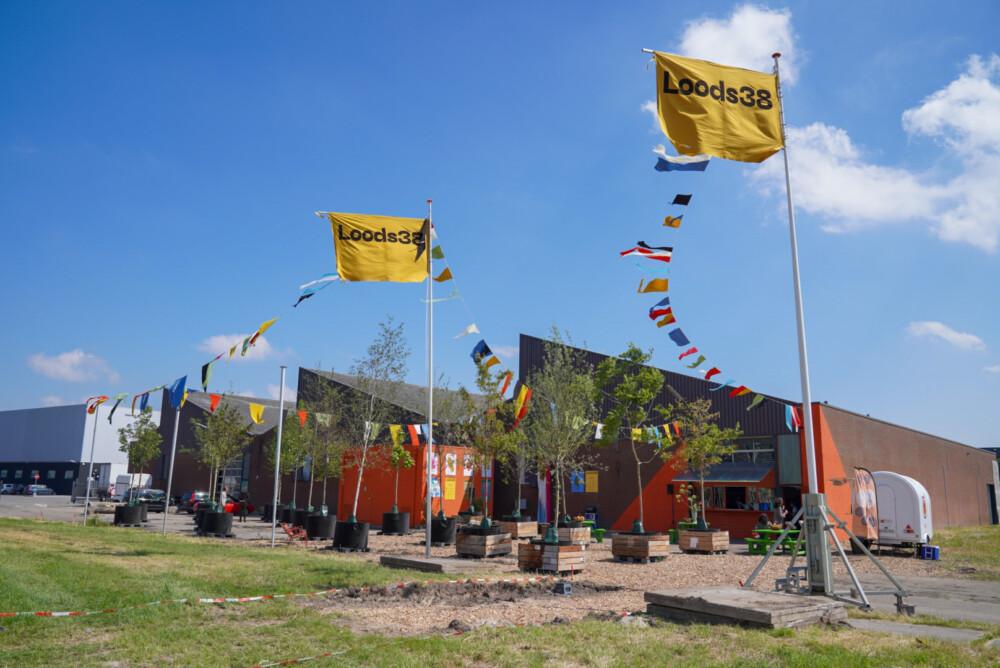 'De opleiding van de toekomst: groen, en in een stedelijke ruimte'