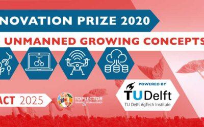 Start Topsector T&U Innovation Prize