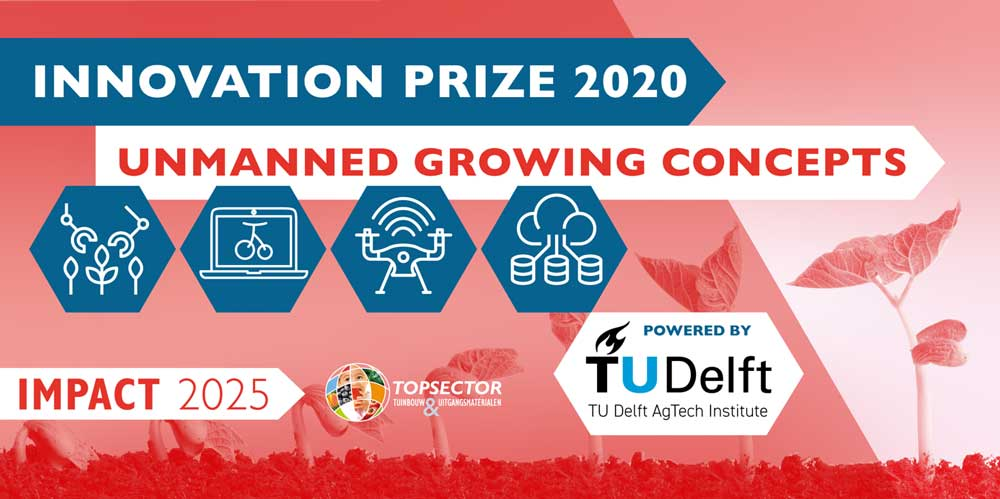 Start Topsector T&U Innovation Prize