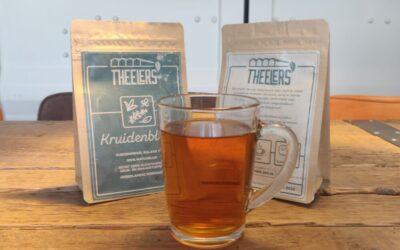 Vier telers lanceren gezonde thee: Theelers